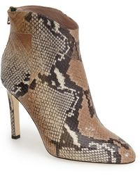 SJP by Sarah Jessica Parker - 'quina' Ankle Bootie (women) - Lyst