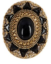 House of Harlow 1960 - Wari Ruins Cocktail Ring - Size 5 - Lyst