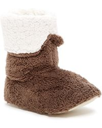 Pj Salvage - Cosy Faux Shearling Boot - Lyst