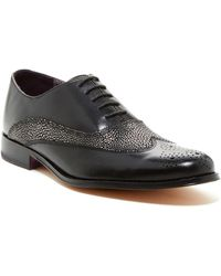 Robert Graham - Magaw Wingtip Oxford - Lyst