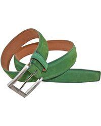 Robert Graham - Laurel Leather Belt - Lyst