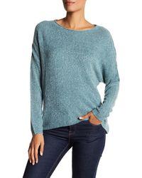 Valette - Textured Dolman Sleeve Sweater - Lyst