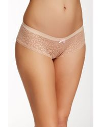 Kensie - Lace Hipster - Lyst
