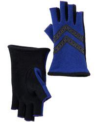 Vincent Pradier - Fingerless Star Gloves - Lyst