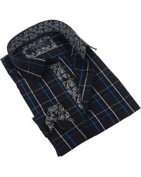 Coogi - Oxford Tailored Fit Dress Shirt - Lyst