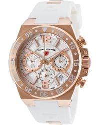 Swiss Legend - Men's Opus Chronograph Casual Sport Watch - Lyst