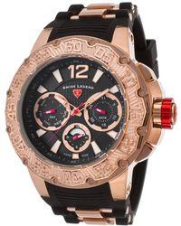 Swiss Legend - Men's Ultrasonic Multi-function Quartz Watch - Lyst