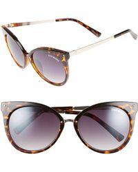 Steve Madden - Women's Cat-eye Sunglasses - Lyst
