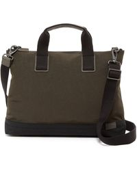 Skagen - Kruse Nylon Crossbody Document & Laptop Bag - Lyst
