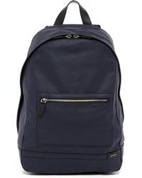Skagen - Kroyer Canvas Backpack - Lyst