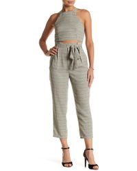 Sugarlips - Fia Printed Trousers - Lyst