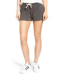 LNA Tracker Shorts - Gray