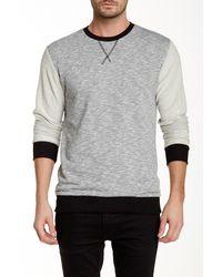 Cohesive & Co. - Alex Colorblock Sweater - Lyst