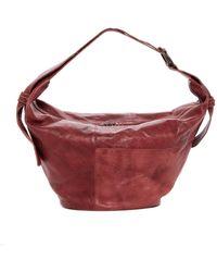 Cut N' Paste | Saba Leather Hobo | Lyst