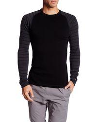 Smartwool - Long Sleeve Crew Neck Wool Shirt - Lyst