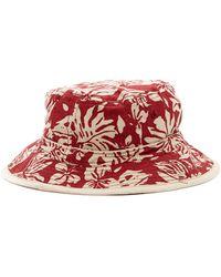Tommy Bahama - Reversible Linen Bucket Hat - Lyst