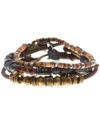 Tommy Bahama - Kona Bracelet Set - Set Of 3 - Lyst