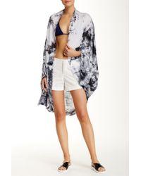 Raj - Tie-dye Kimono - Lyst
