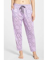 Cozy Zoe - Knit Jogger Trousers - Lyst