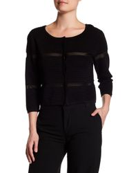 Yoana Baraschi - Mirage Knitted Jacket - Lyst