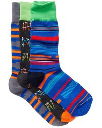 Unsimply Stitched - Assorted Socks - Pack Of 3 - Lyst