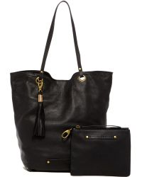 Cynthia Vincent - Eden Leather Tote & Pouch - Lyst