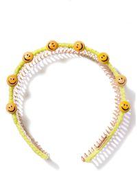 Venessa Arizaga - 'i Love Your Smile' Headband - Lyst