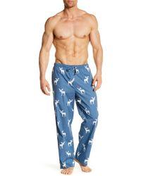 Pj Salvage - Athletica Moose Pyjama Pant - Lyst