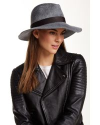 Grace Hats - Shag Wool Hat - Lyst