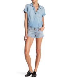 Siwy Camilla Frayed Short