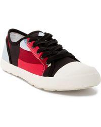 HUNTER Original Dazzle Low Top Sneaker - Multicolour