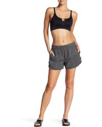 RVCA - Which Way Printed Short - Lyst