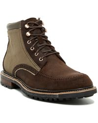Woolrich Woodwright Suede Hiking Boot - Brown