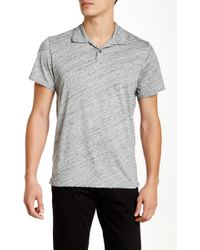 Michael Stars - Marble Polo - Lyst