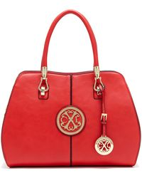 CXL by Christian Lacroix - Faustine Smooth Tote - Lyst