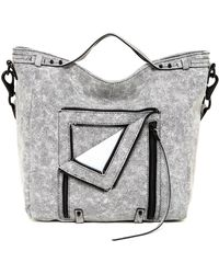 She + Lo - Let It Ride Leather Convertible Handbag - Lyst