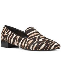 Nine West Jessa Genuine Calf Hair Loafer - Multicolour