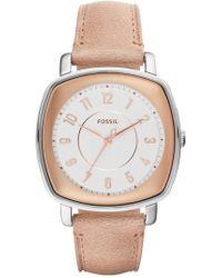 Fossil - Women's Idealist Quartz Watch - Lyst