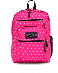 Jansport - Big Student Polka Dot Backpack - Lyst
