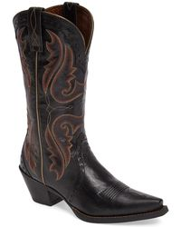 Ariat - 'western Heritage X Toe' Boot - Lyst