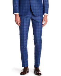 "Original Penguin - Sharkskin Plaid Suit Separates Pants - 30-34"" Inseam - Lyst"