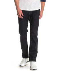 "AG Jeans Matchbox Slim Straight Jeans - 32-34"" Inseam - Multicolour"