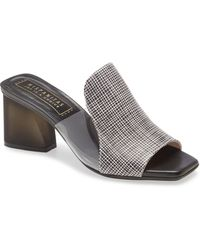 Hispanitas Parker Block Heel Sandal - Black