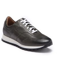 Bacco Bucci Santos Sneaker - Grey
