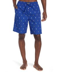 Polo Ralph Lauren Sleep Shorts - Blue