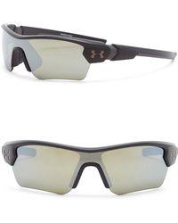 4767465fa8c9 Under Armour White Youth Nitro Sunglasses for Men - Lyst