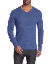 RAFFI - V-neck Sweater - Lyst