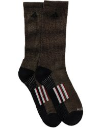 adidas - Climalite X Ii Crew Socks - Pack Of 2 - Lyst