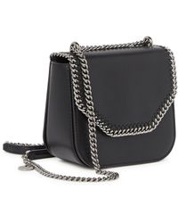 Stella McCartney Stella Star Mini Shoulder Bag - Black