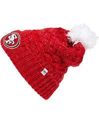 47 Brand - 'san Francisco 49ers' Pom Beanie - Lyst